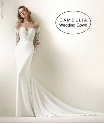 Camellia Wedding Gown